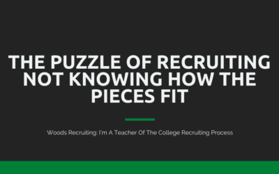 The Puzzle Of Recruiting: Not Knowing How The Pieces Fit